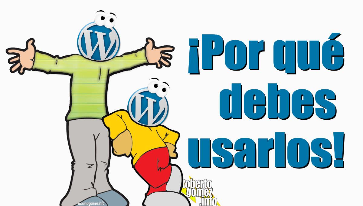 Temas hijo en WordPress, ¡Por qué debes usarlos!
