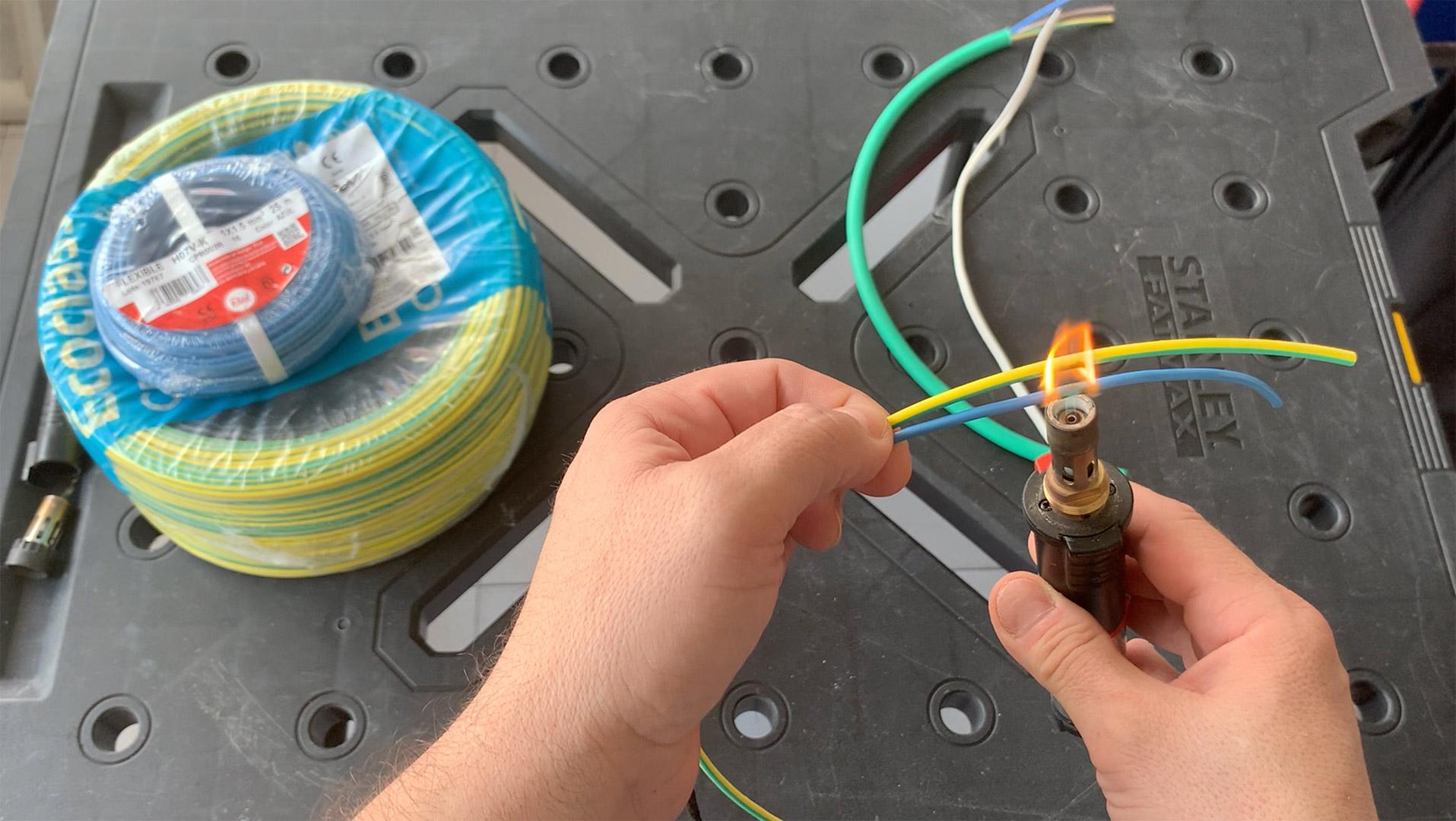 ¿Por qué debes usar y exigir cable libre de halógenos?